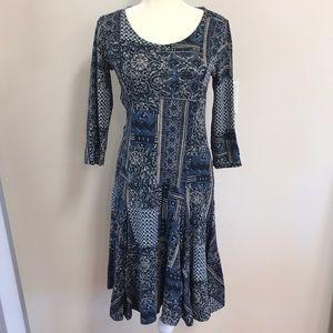 Ralph Lauren Super Soft Midi Dress!! Med